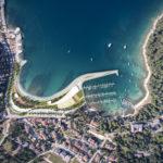 Projekt izgradnje Sjeverne luke Valdibora – komunalne lučice San Pelagio 14