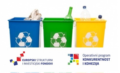 """Progetto """"Rispetta l'ambiente e separa i rifiuti"""" - glavna fotografija"""