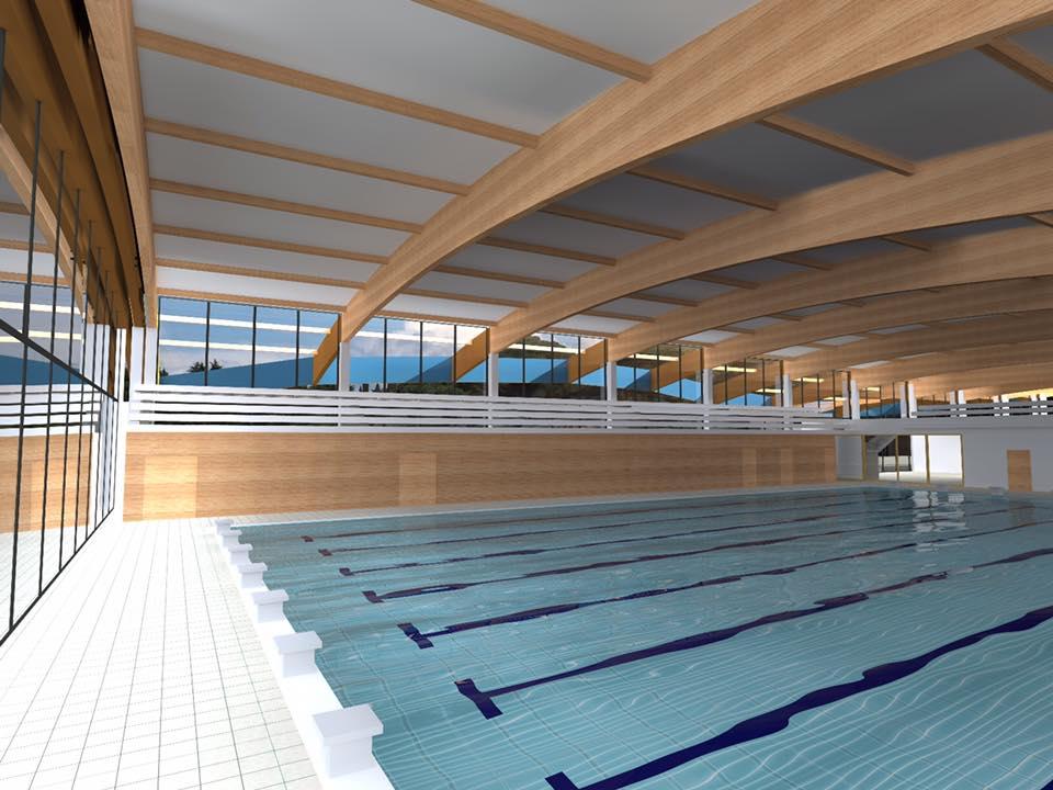 Projekt izgradnje novog gradskog bazena - glavna fotografija