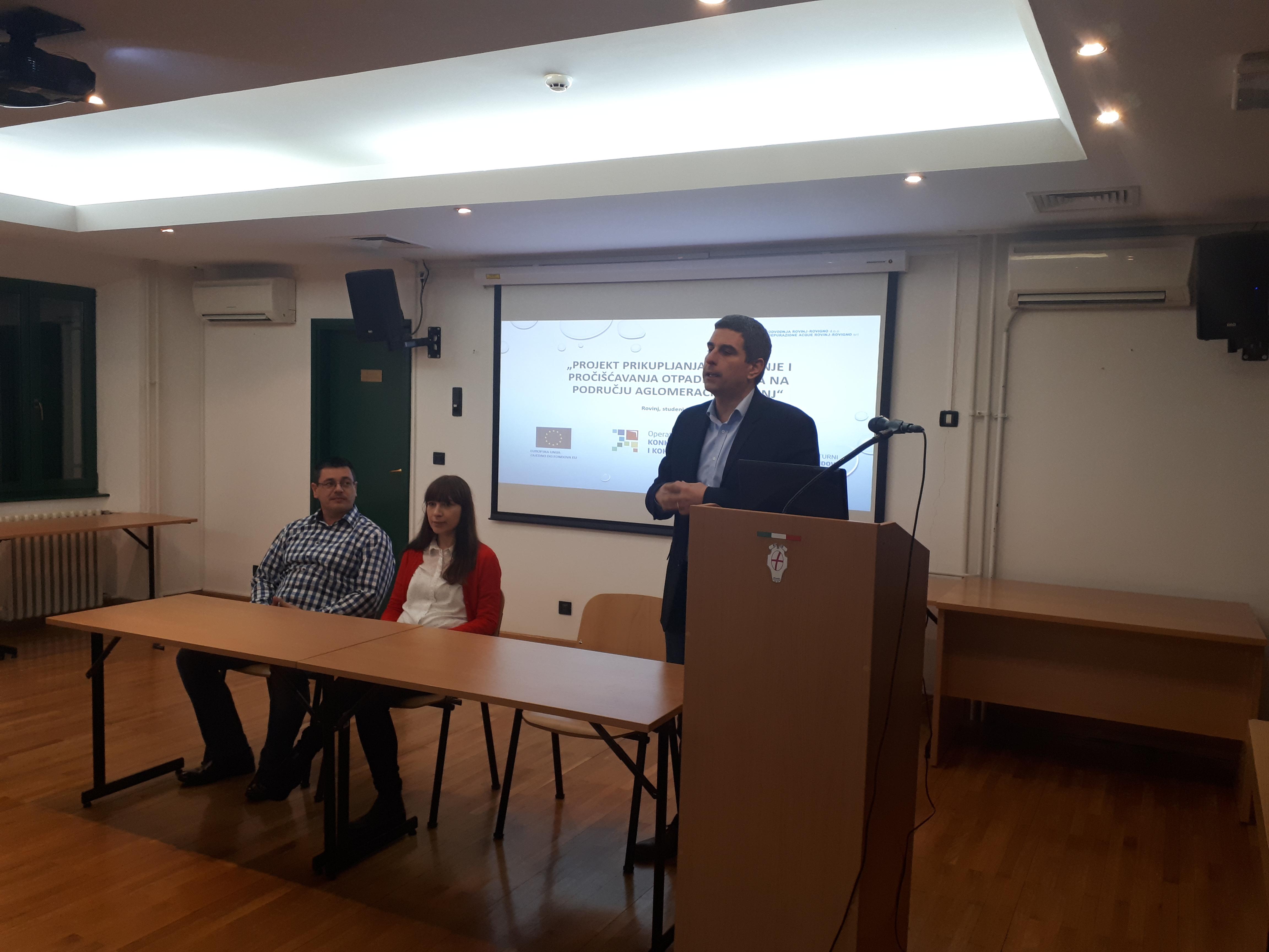 "Stručni posjet studenata Fakulteta ekonomije i turizma ""Dr. Mijo Mirković"""