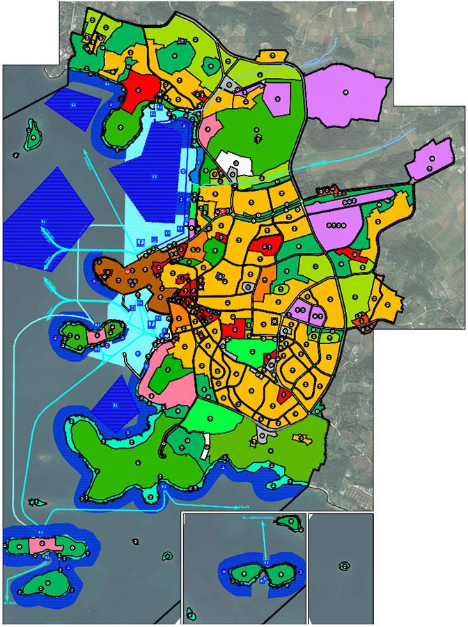 Javna rasprava o Prijedlogu III. izmjena i dopuna Generalnog urbanističkog plana i s tim u vezi IV. izmjena i dopuna Prostornog plana uređenja Grada Rovinja – Rovigno