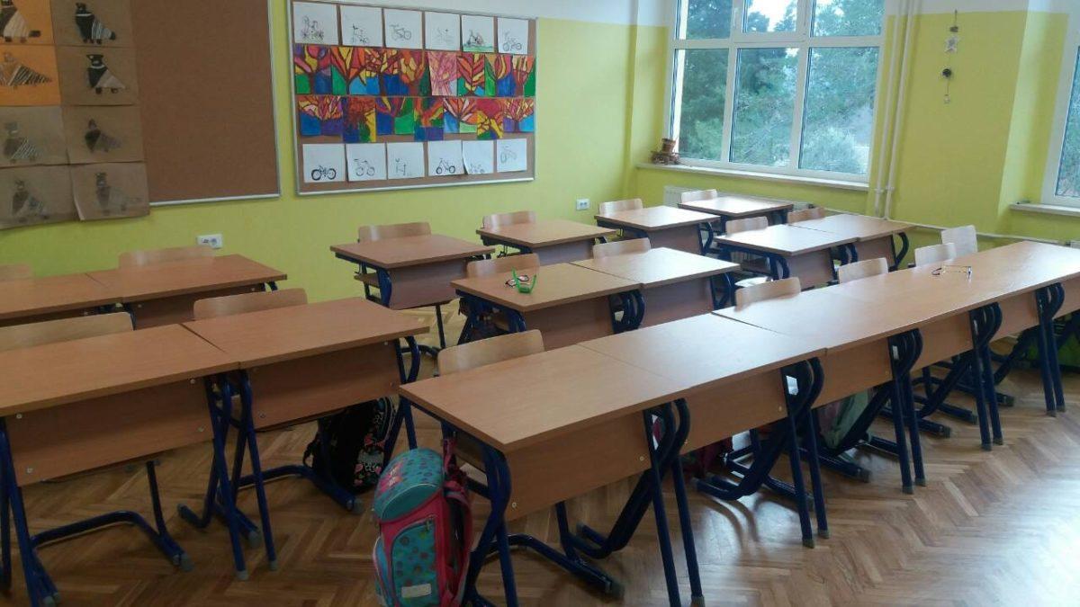 Novi namještaj u područnoj školi Rovinjsko Selo OŠ J. Dobrile - glavna fotografija