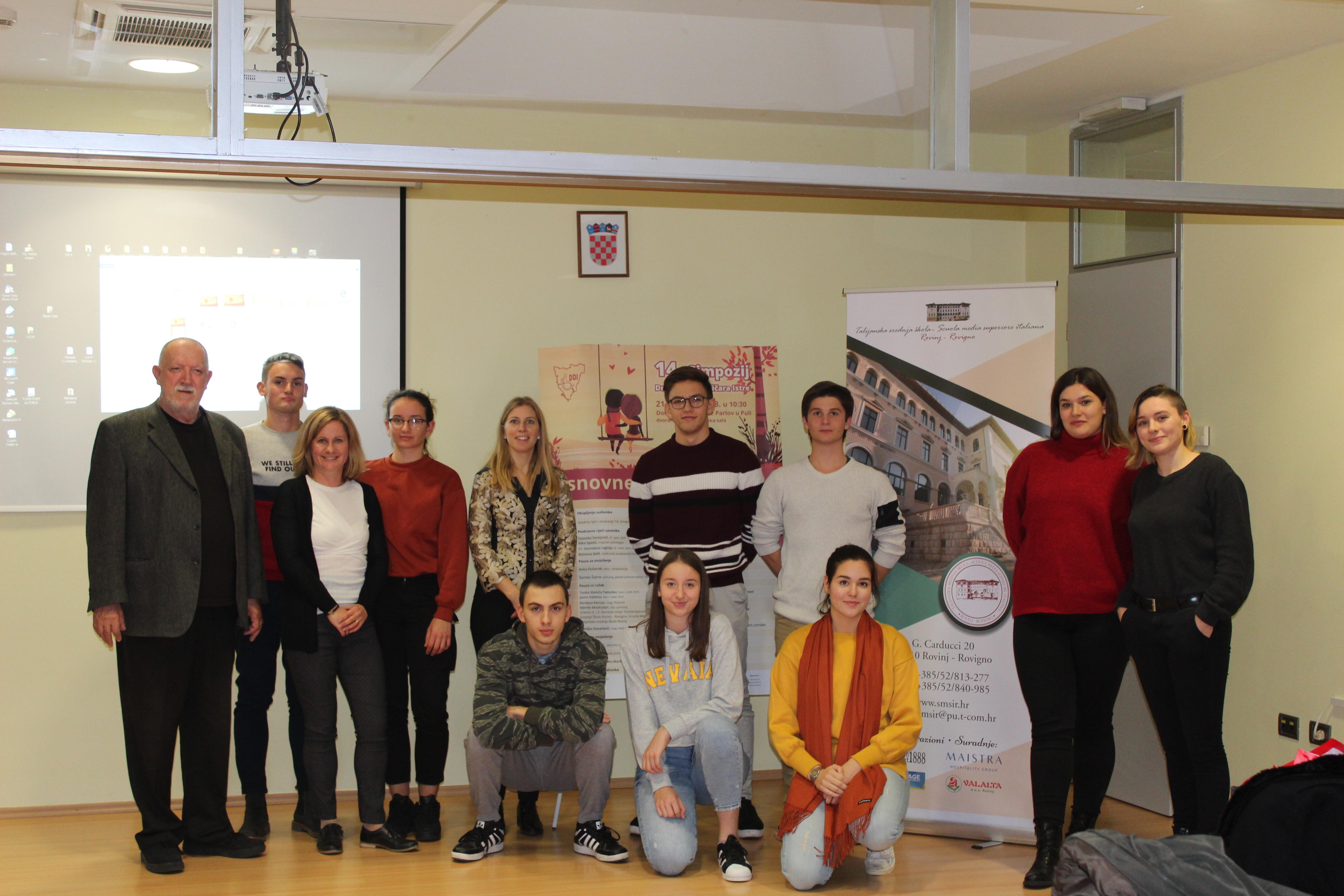 """XIV. convegno dell'associazione dei distrofici dell'Istria """"Le necessità umane fondamentali"""""""