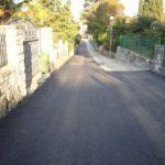 Sono terminati i lavori di manutenzione d'investimento delle strade nel 2018 3