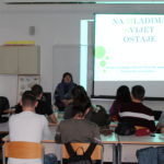 Incontro con i membri dell'Associazione della Sclerosi multipla della Regione Istriana 1