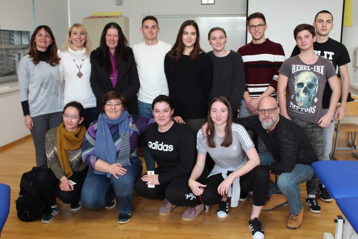 Incontro con i membri dell'Associazione della Sclerosi multipla della Regione Istriana - glavna fotografija