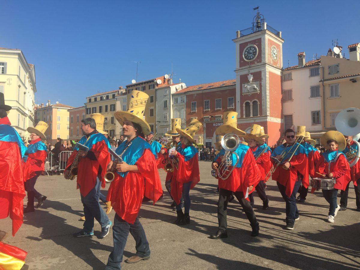 Sfilata di Carnevale - glavna fotografija