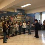 """La Giornata delle donne festeggiata alla """"Domenico Pergolis"""" 5"""