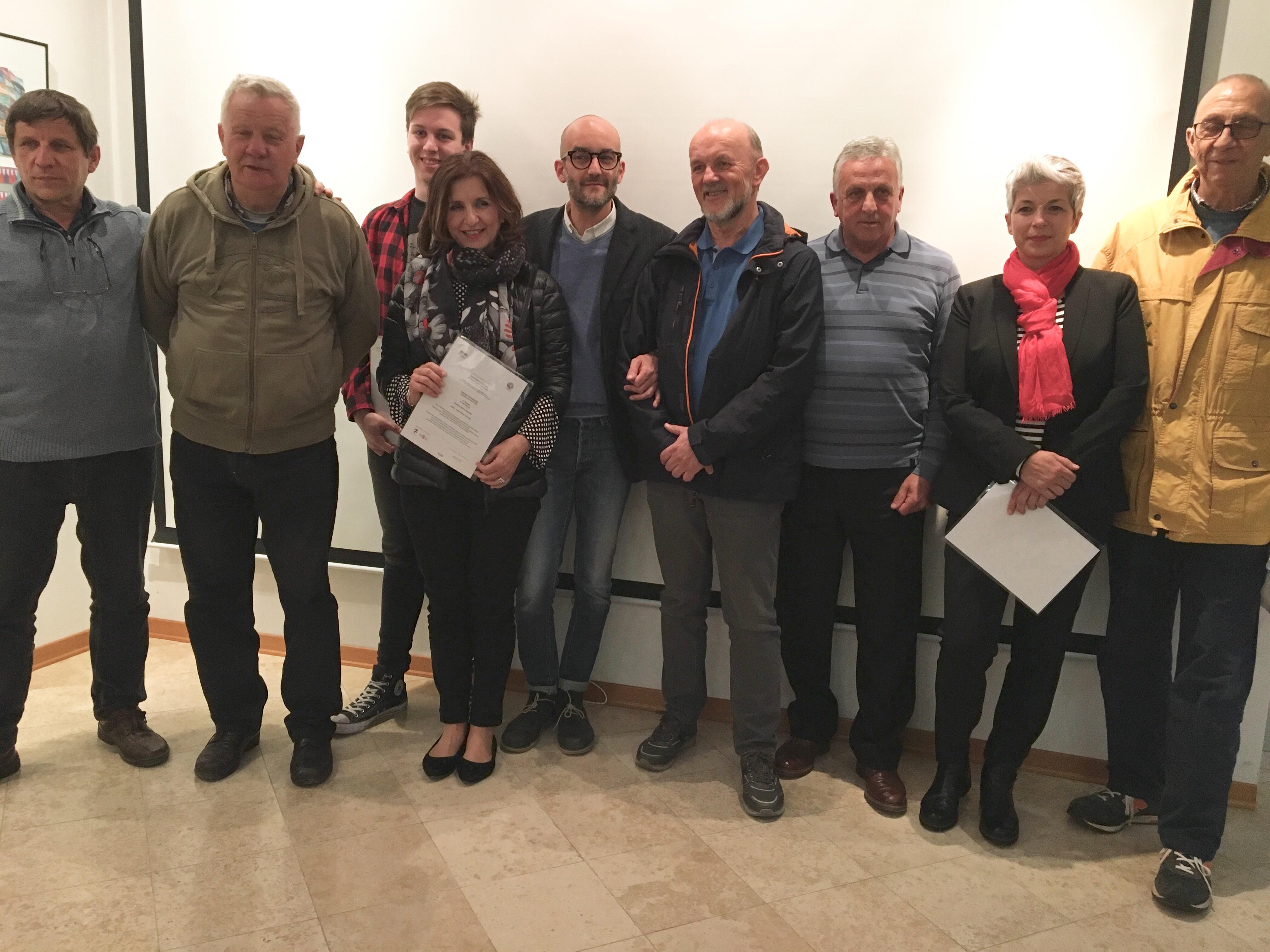 Premiati i vincitori della quarta edizione di Fotoracconta Rovigno