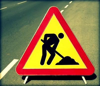 Inizio dei lavori di manutenzione della parte della via Stanko Pauletić