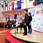"""Gli alunni della Scuola Media Superiore Italiana di Rovigno al """"Mercatino Internazionale della Bontà"""" 6"""