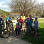 Održana je 4. biciklijada Dječjeg gradskog vijeća 2