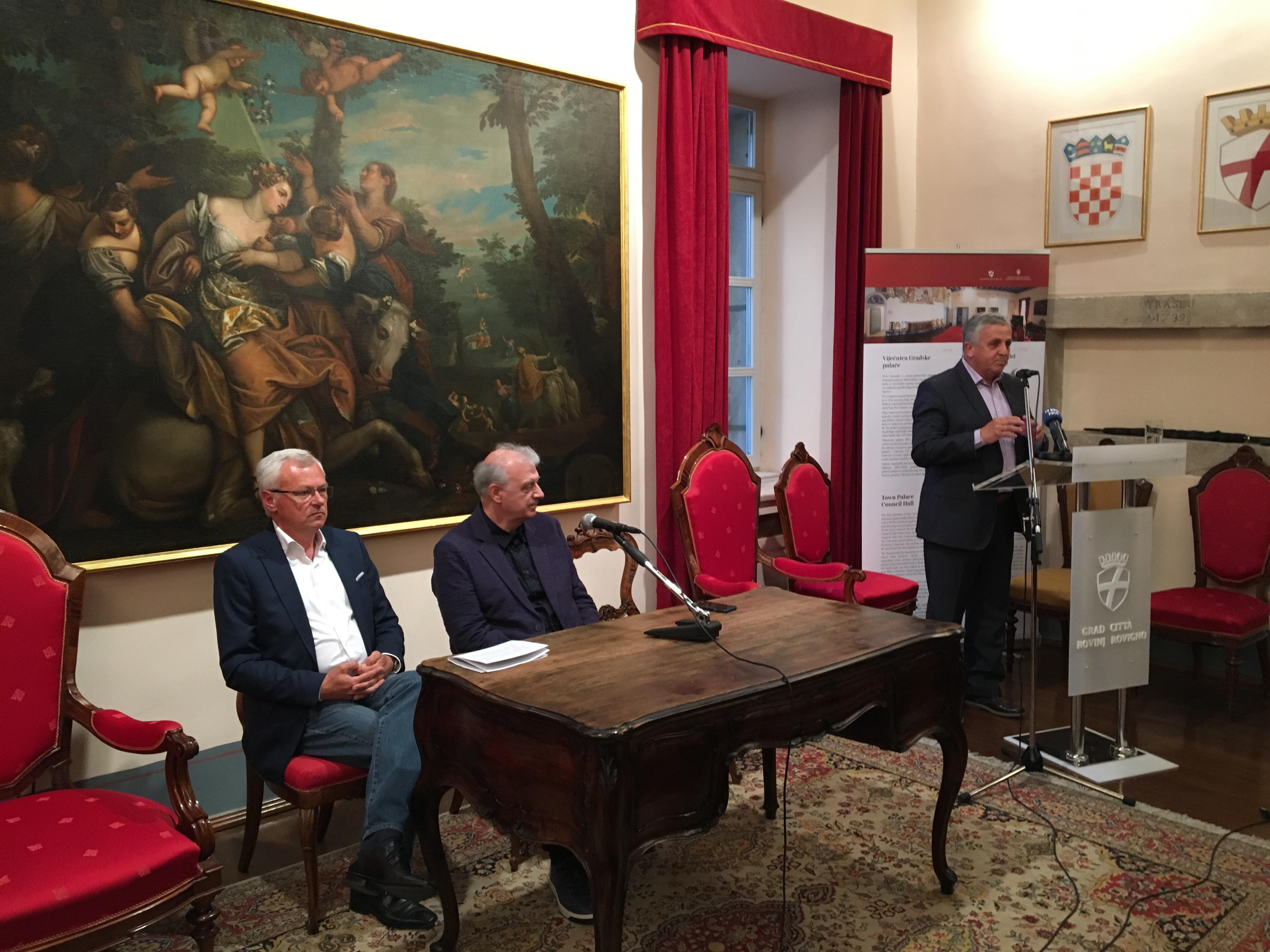 Aspetti storico-urbani nell'Istria Veneta. Presentato il nuovo volume di Marino Budicin
