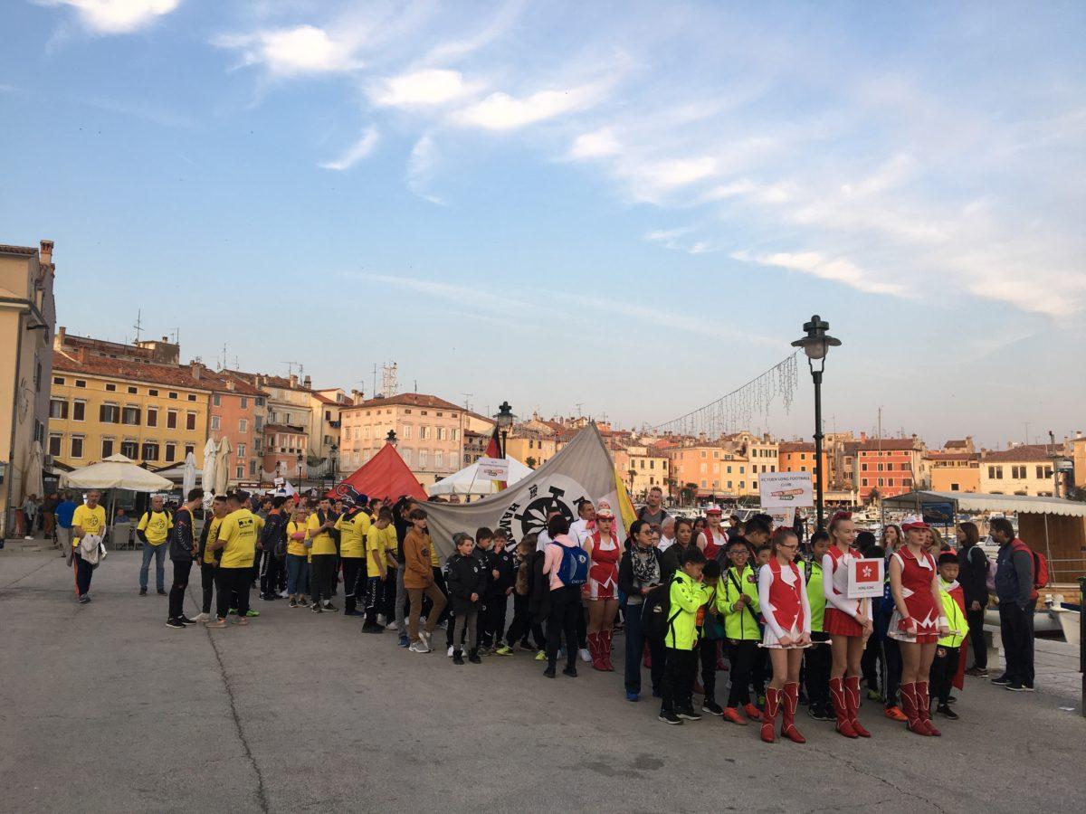 """Ritorna a Rovigno il Festival """"Youth Movement Power"""" - glavna fotografija"""