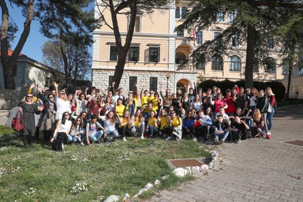Održana je 1. Međunarodna mobilnost projekta SIFEC programa Erasmus+ - glavna fotografija