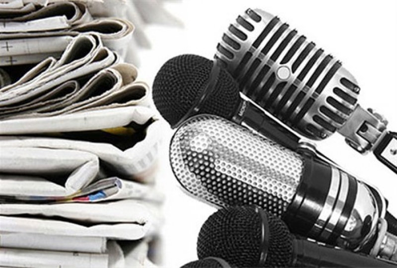 Giornata mondiale della libertà di stampa - glavna fotografija