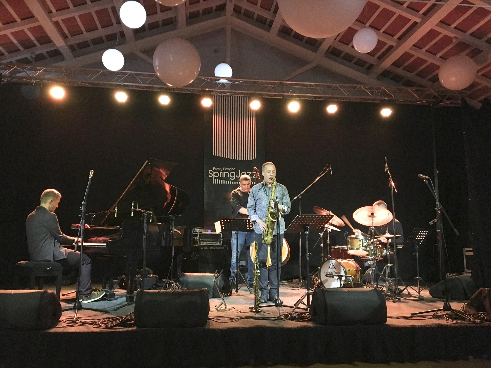 11ª edizione del Rovinj Spring Jazz