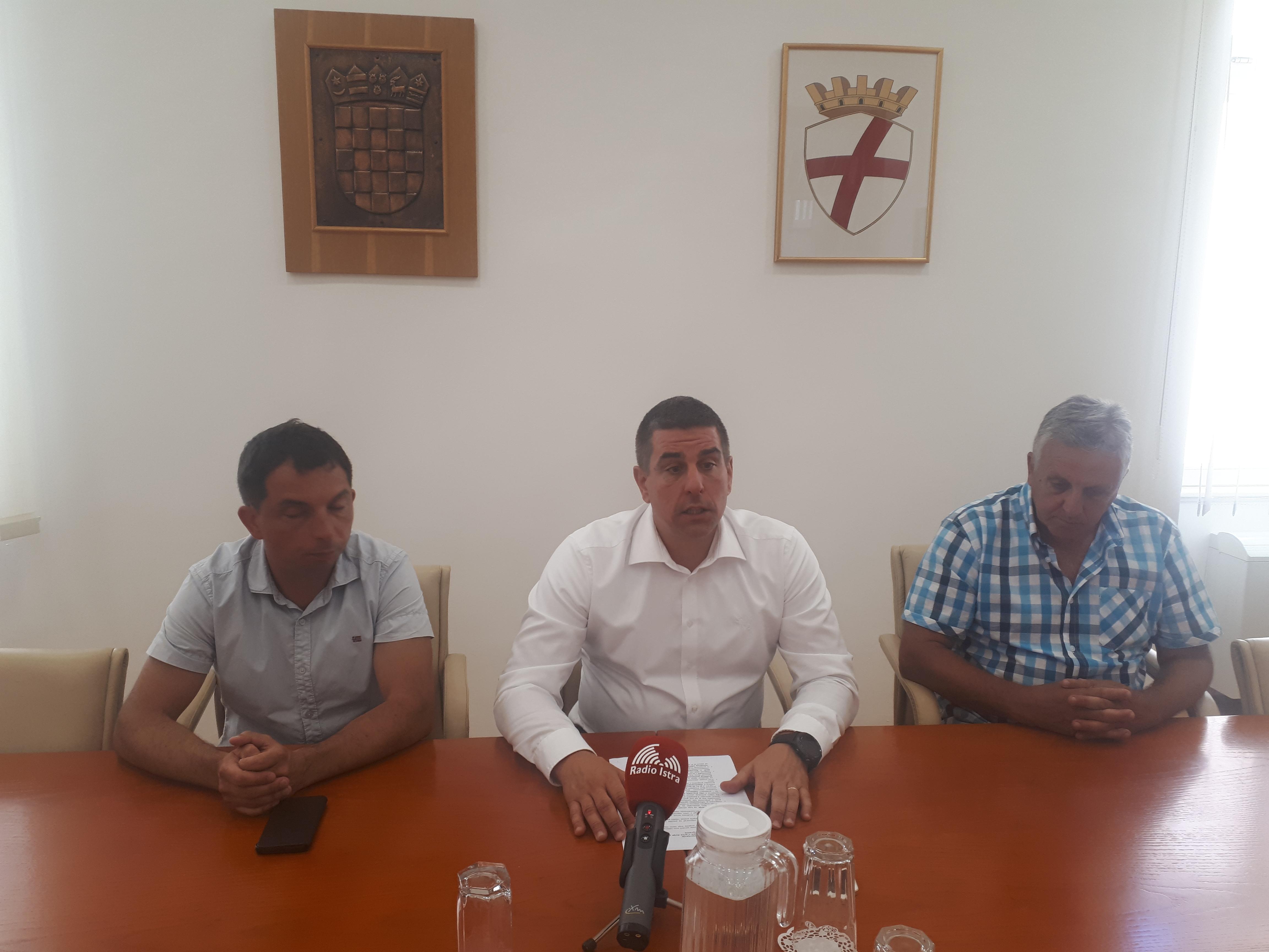 Predstavljeni realizirani projekti i aktivnosti u prve dvije godine mandata gradonačelnika i njegovih zamjenika
