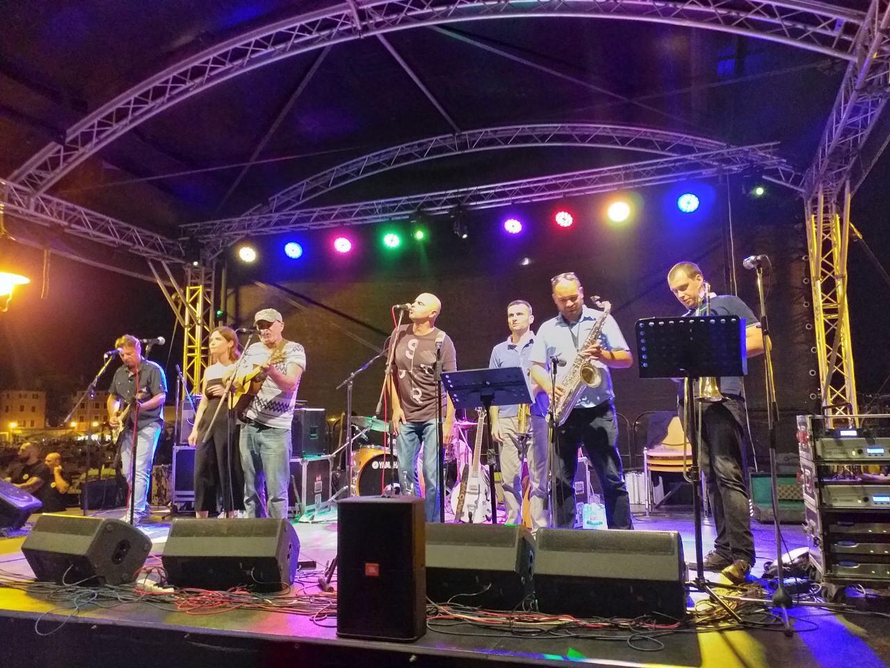 Il Festival Sete Sóis Sete Luas incanta Rovigno