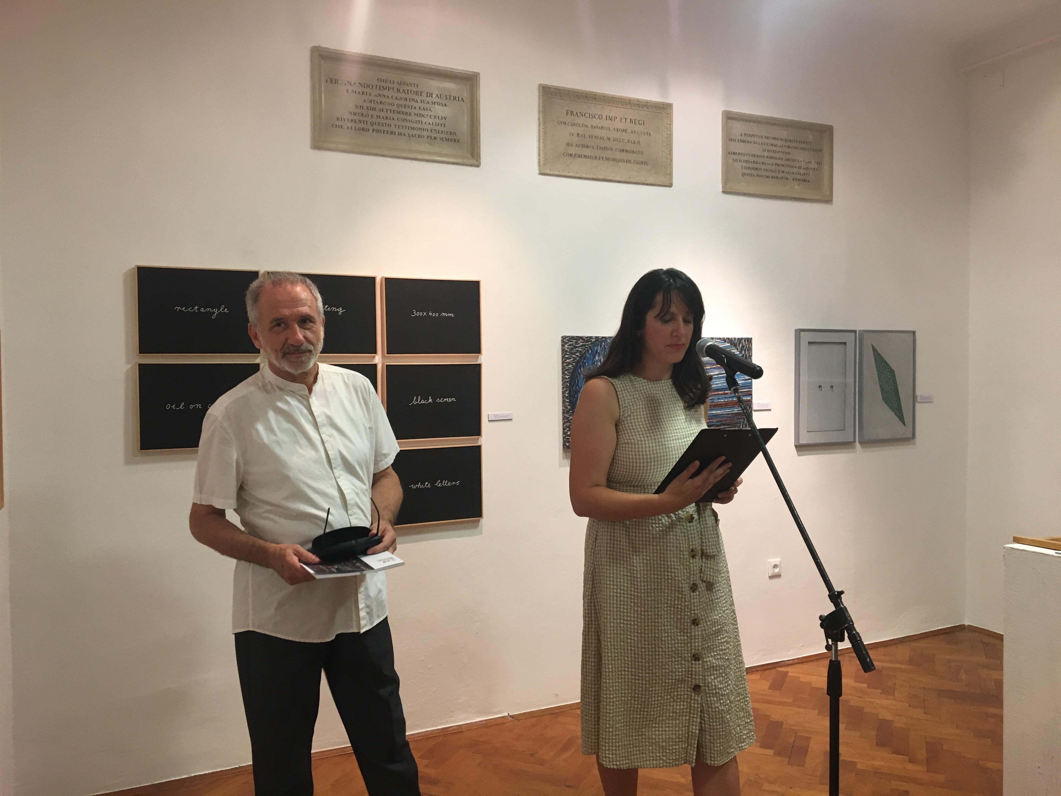 Colonia artistica. L'edizione 2019 dedicata a Bruno Mascarelli