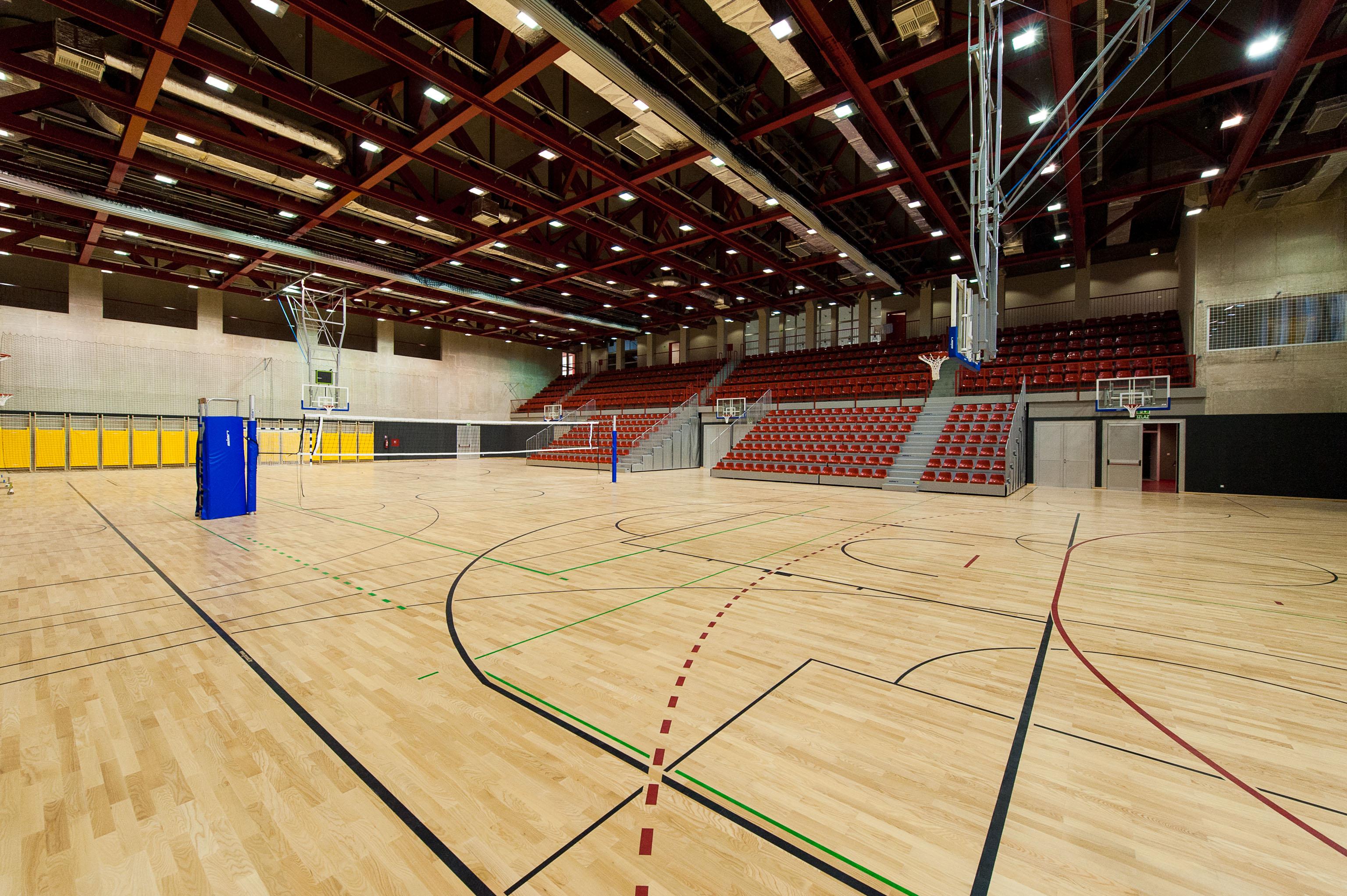 Kontinuirano održavanje i razvoj sportske infrastrukture na području Rovinja