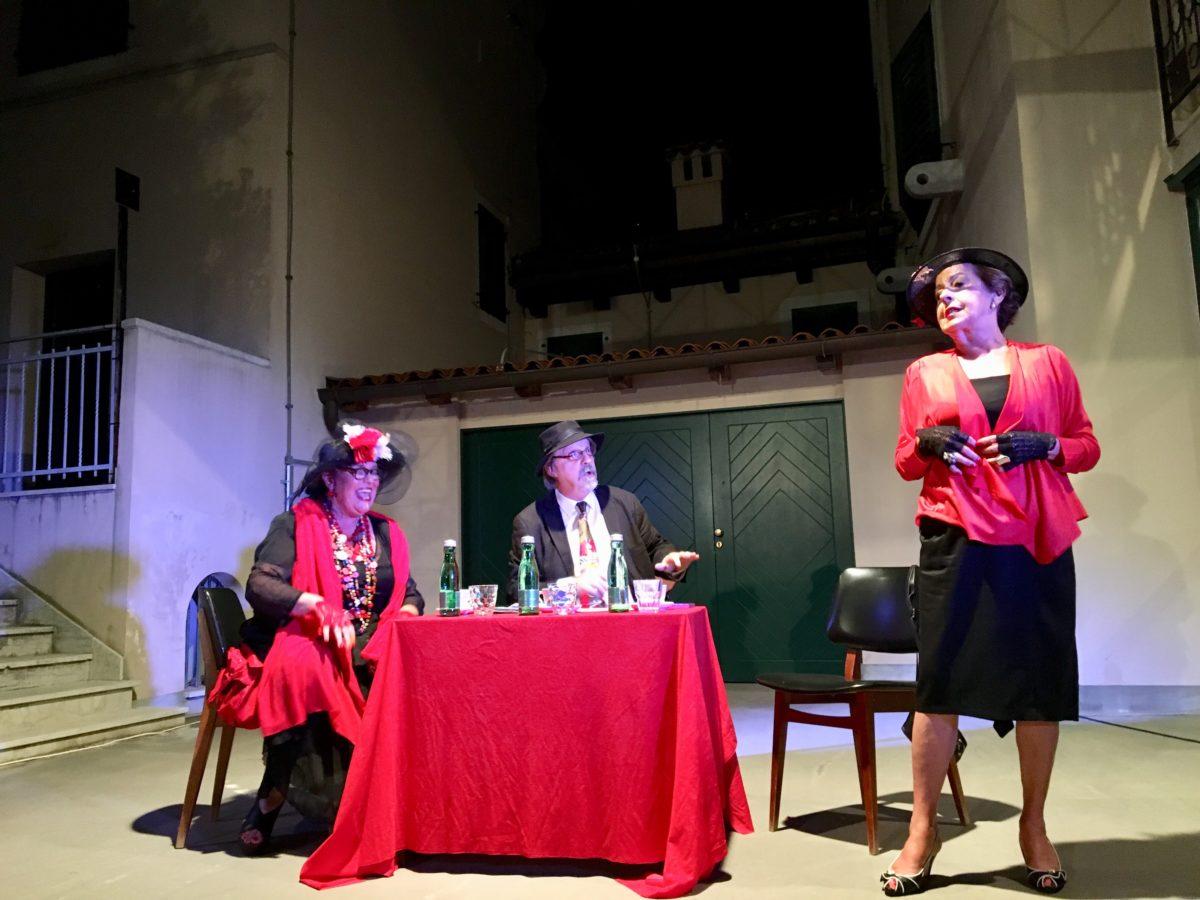 """""""Conversazioni femminili"""" chiude il Festival """"Rovinj Art&More"""" - glavna fotografija"""