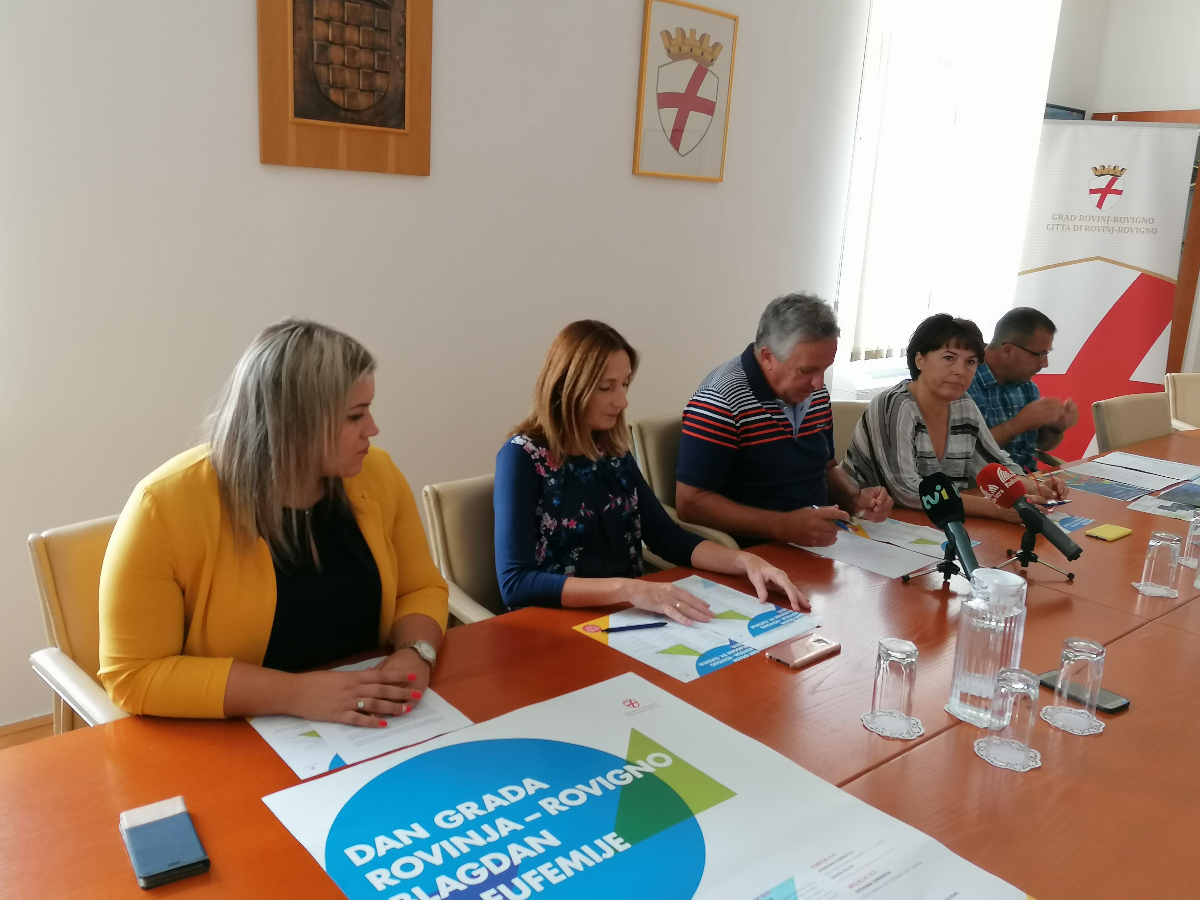 Presentato il programma della Giornata della Città e della Patrona Sant'Eufemia