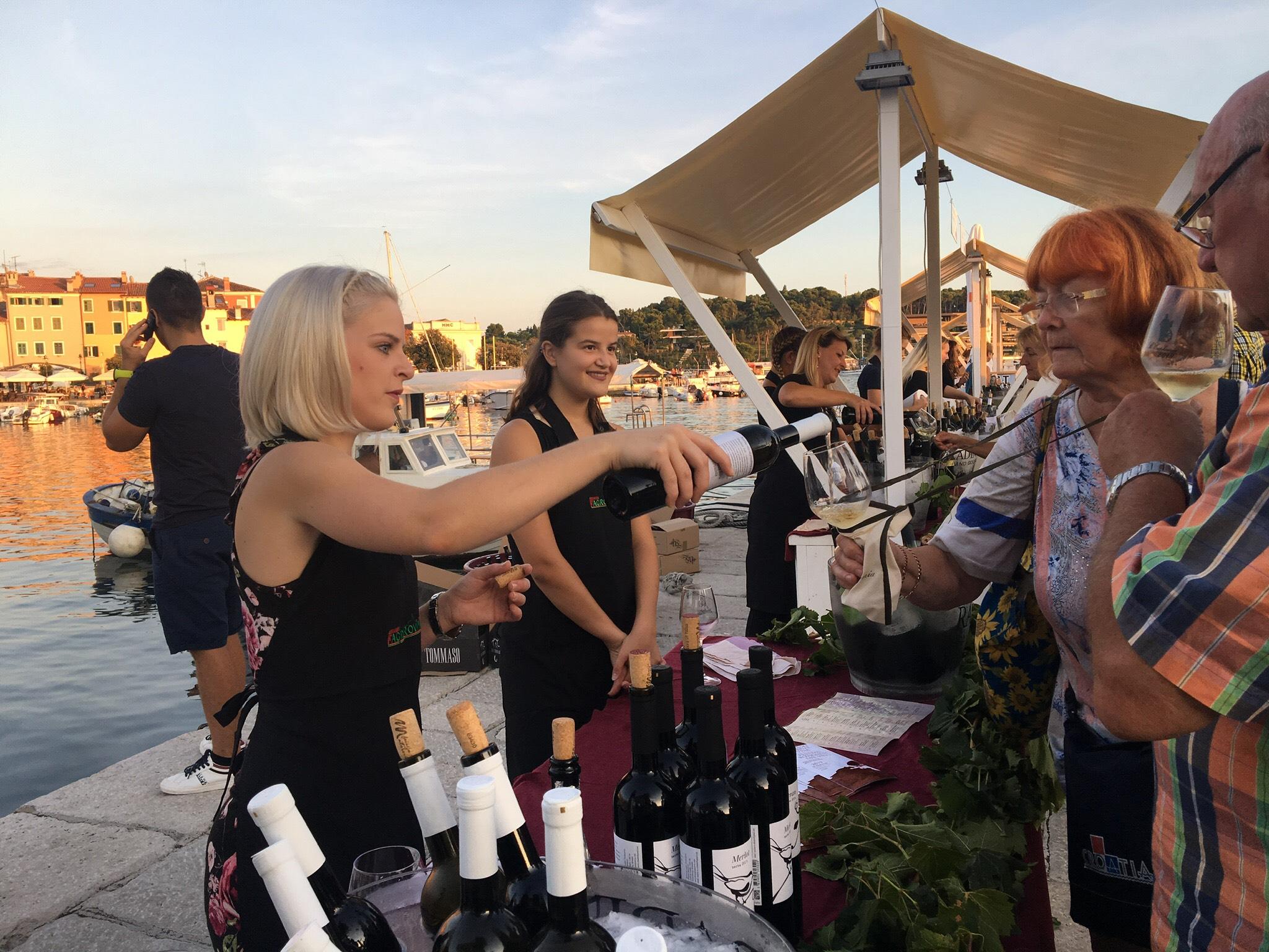 U srijedu se u Rovinju-Rovigno održava Festival vina i istarske supe