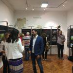 Otvorenje izložbe Claustra