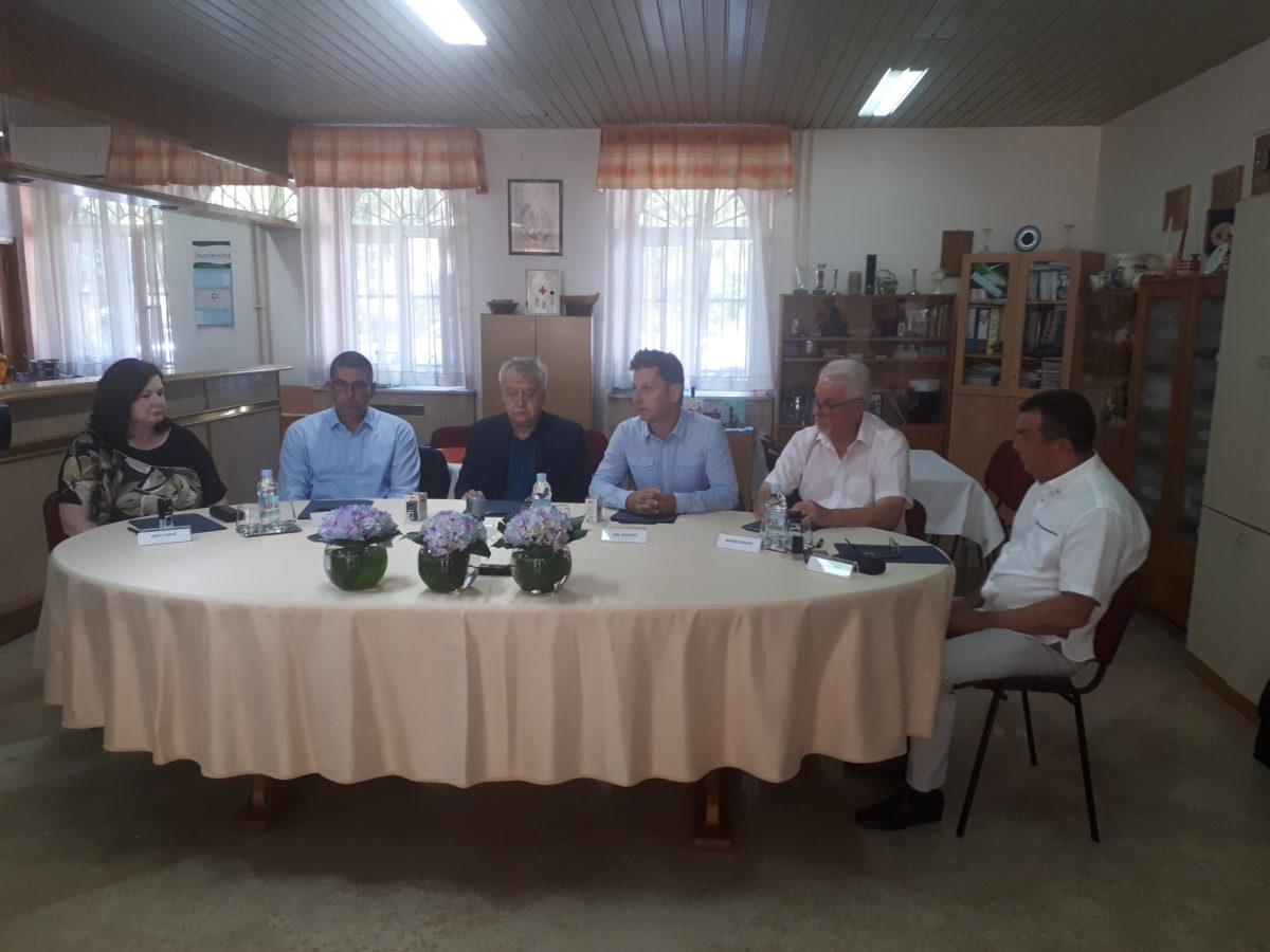 Potpisan Sporazum o suradnji sa Strukovnom školom E. Kumičić - glavna fotografija