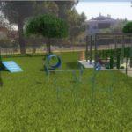 Projekt uređenja sportskog igrališta za pse 9