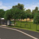 Projekt uređenja sportskog igrališta za pse 7