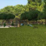 Projekt uređenja sportskog igrališta za pse 6