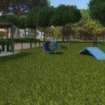 Projekt uređenja sportskog igrališta za pse 4