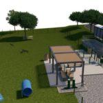 Projekt uređenja sportskog igrališta za pse 3