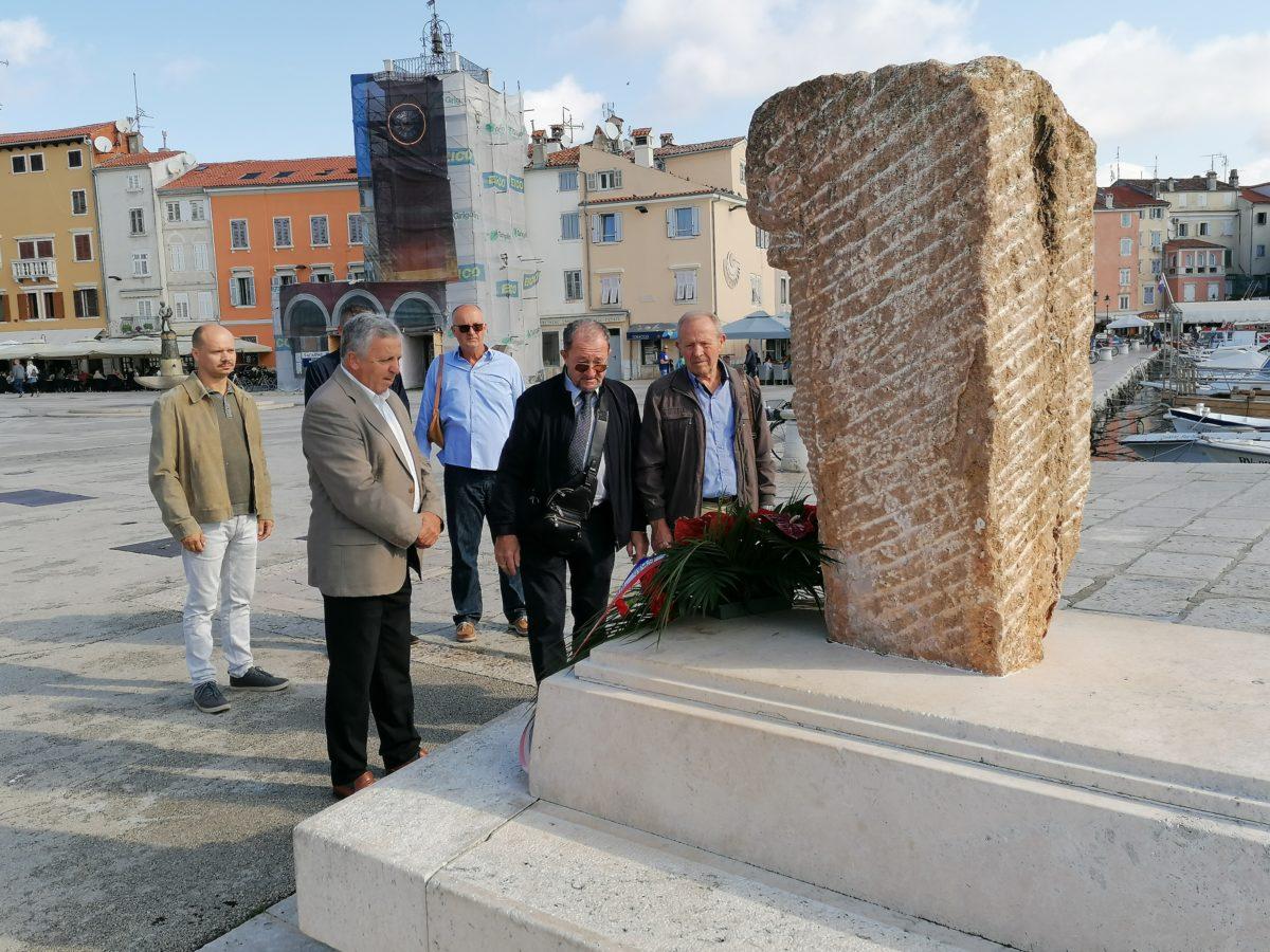 Commemorazione in memoria di Anton Bučković - glavna fotografija