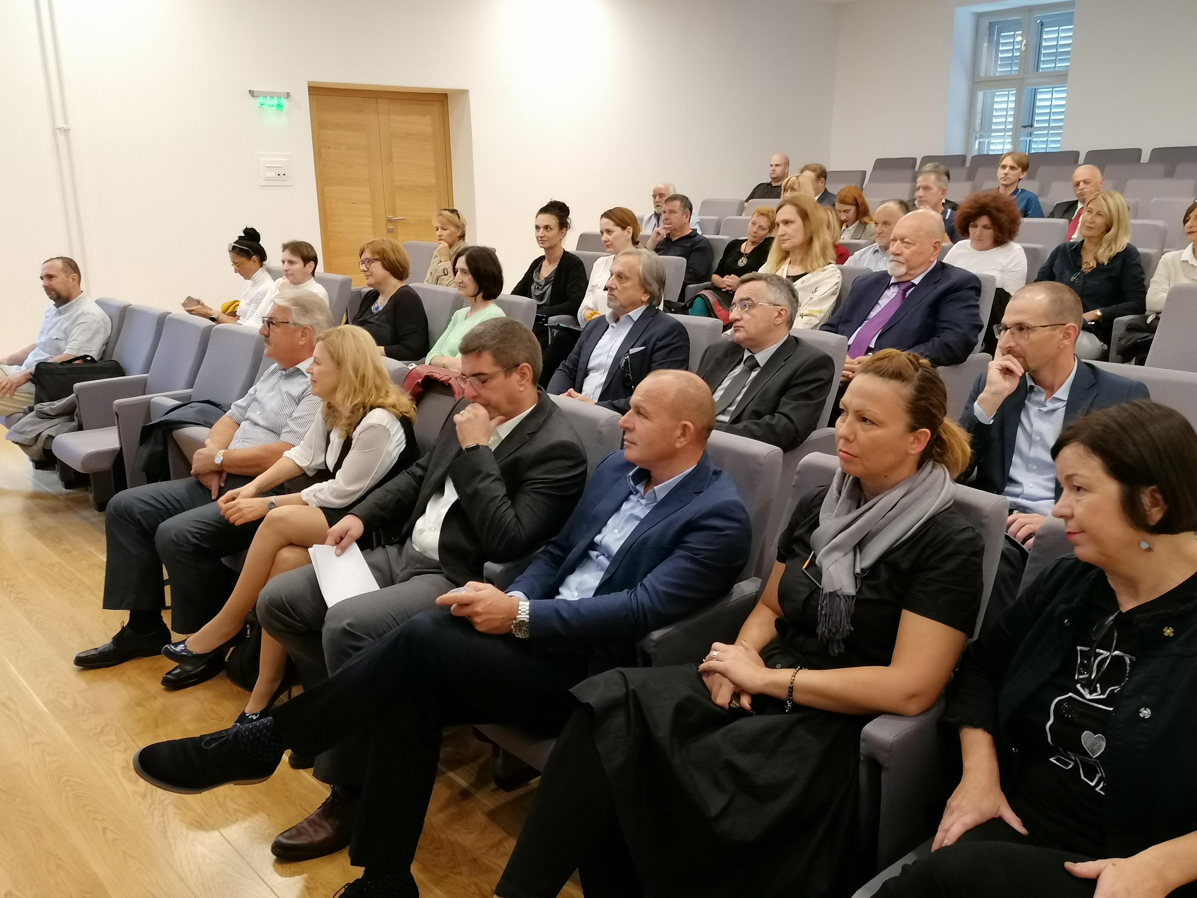 A Rovigno il Convegno dell'Istituto per l'assetto territoriale delle Regioni adriatiche