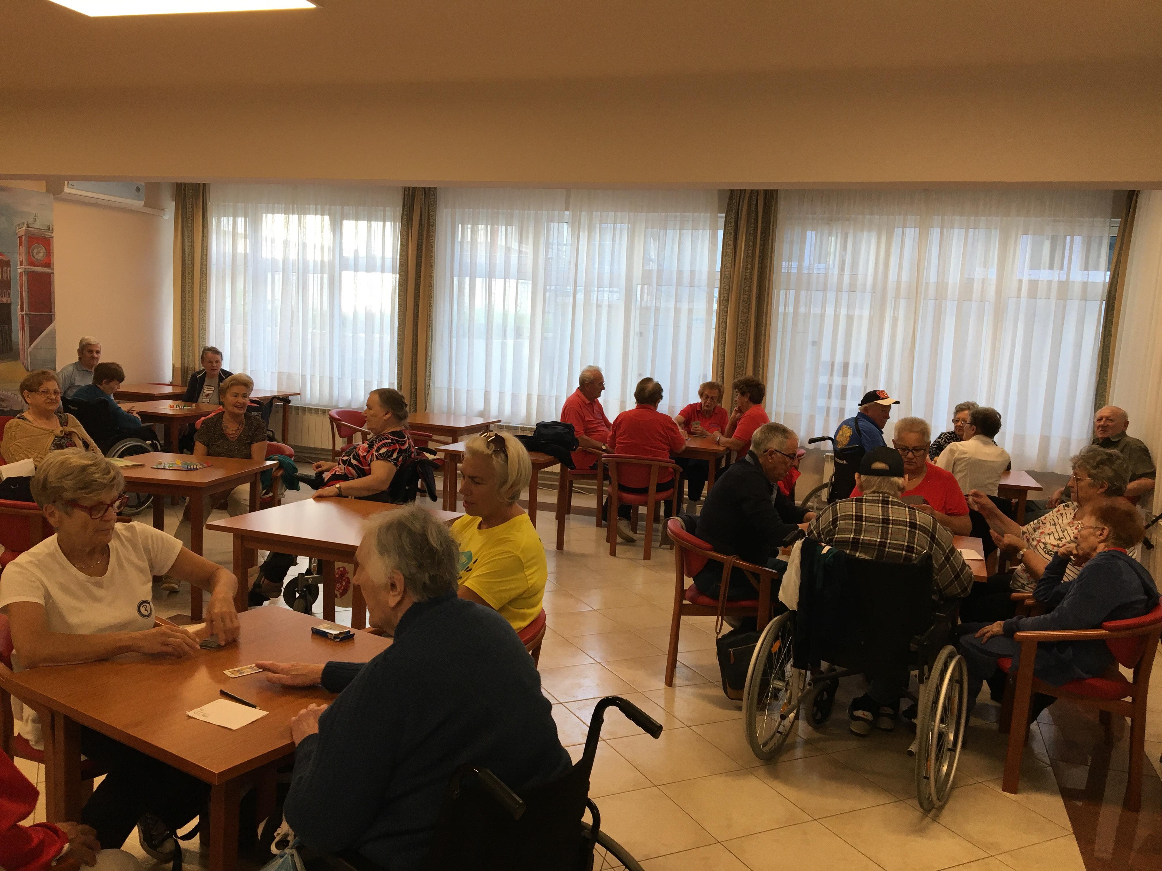 """La """"Domenico Pergolis"""" celebra la Giornata internazionale dei pensionati"""