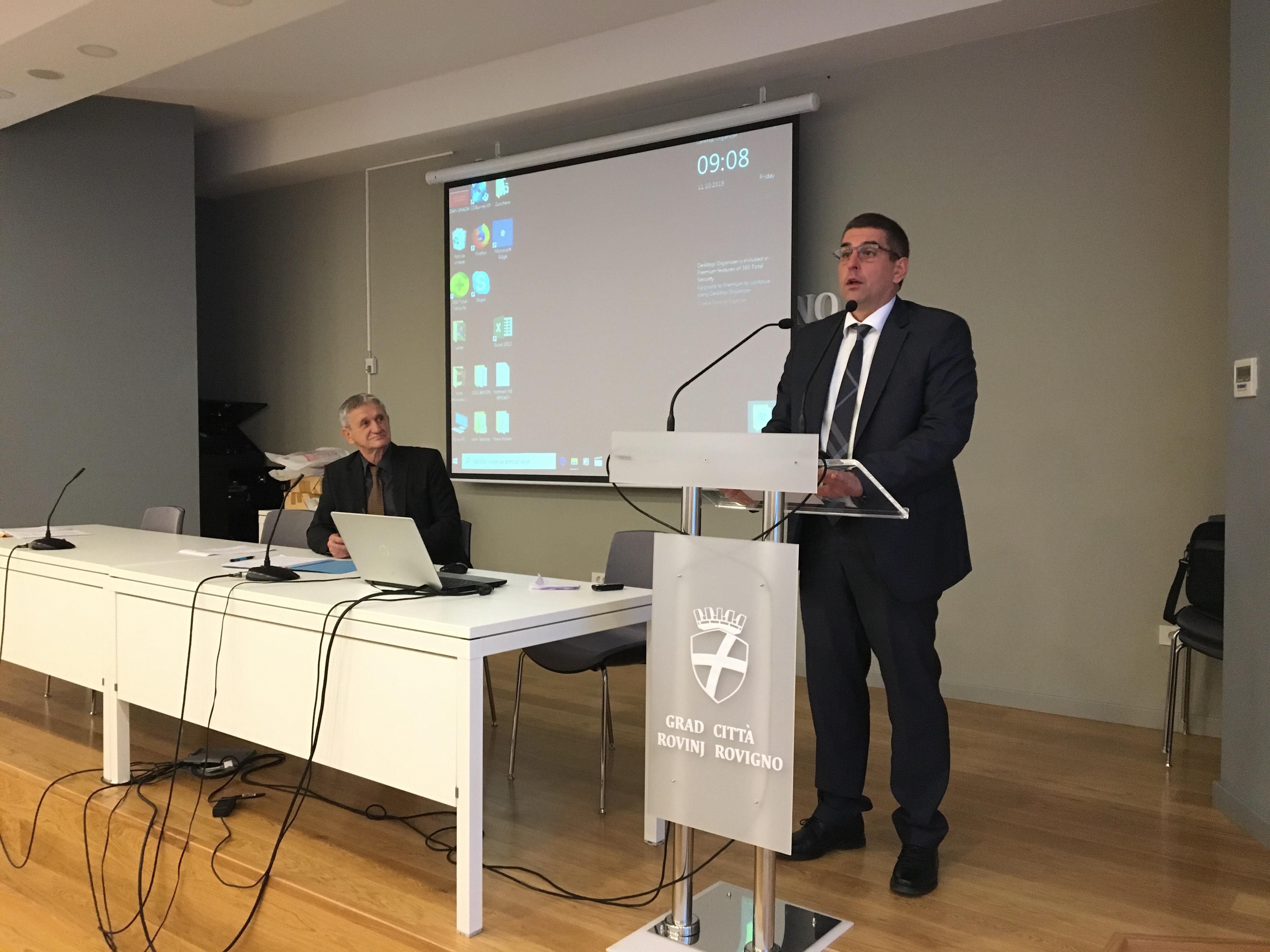 Rovigno ospita il convegno scientifico della Matrix croatica