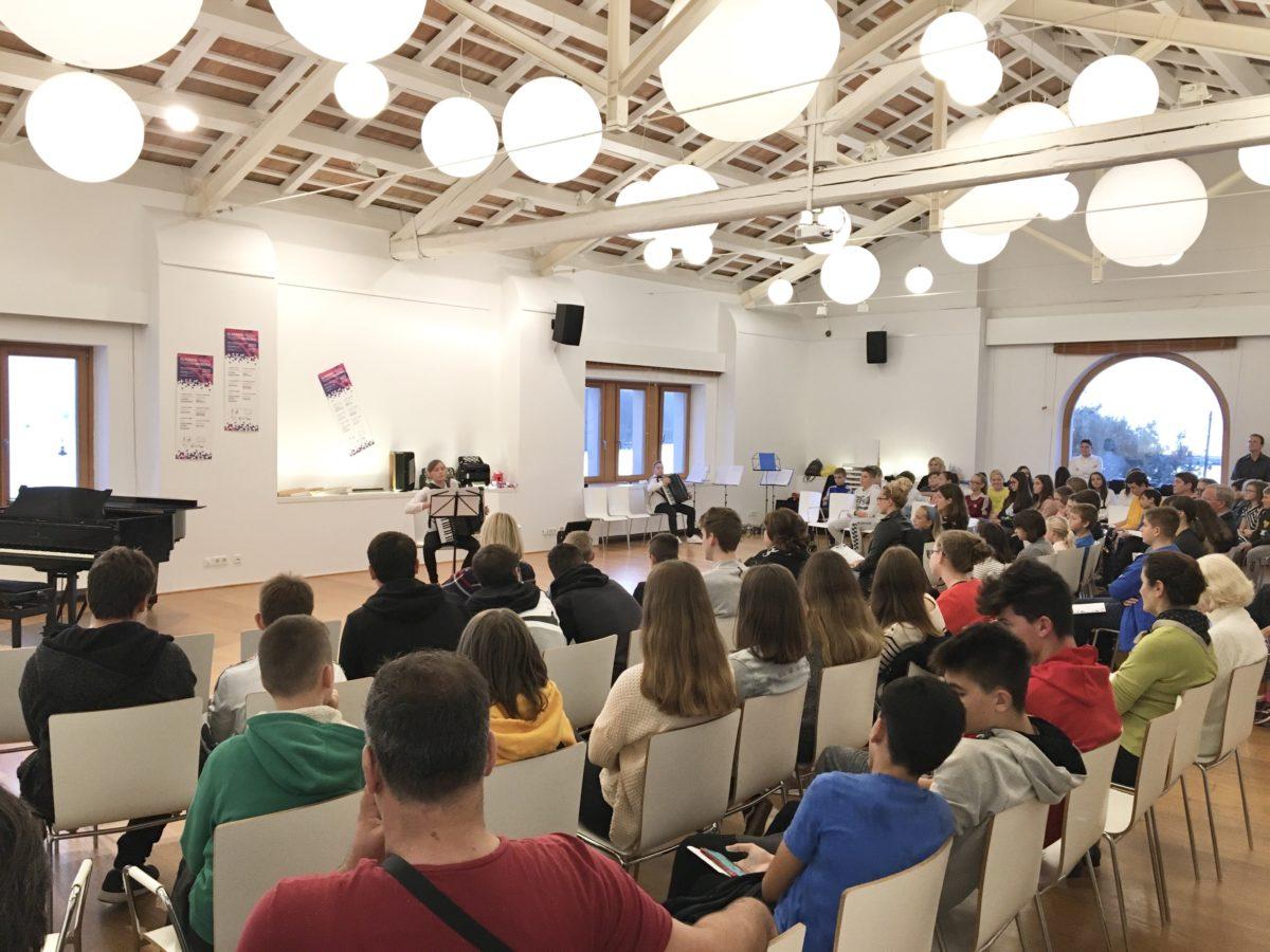 Peti koncert Glazbenog poučka u znaku harmonike - glavna fotografija