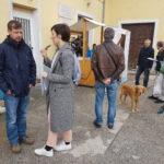 Grande interesse dei cittadini per l'«Ufficio sul cantiere» 6