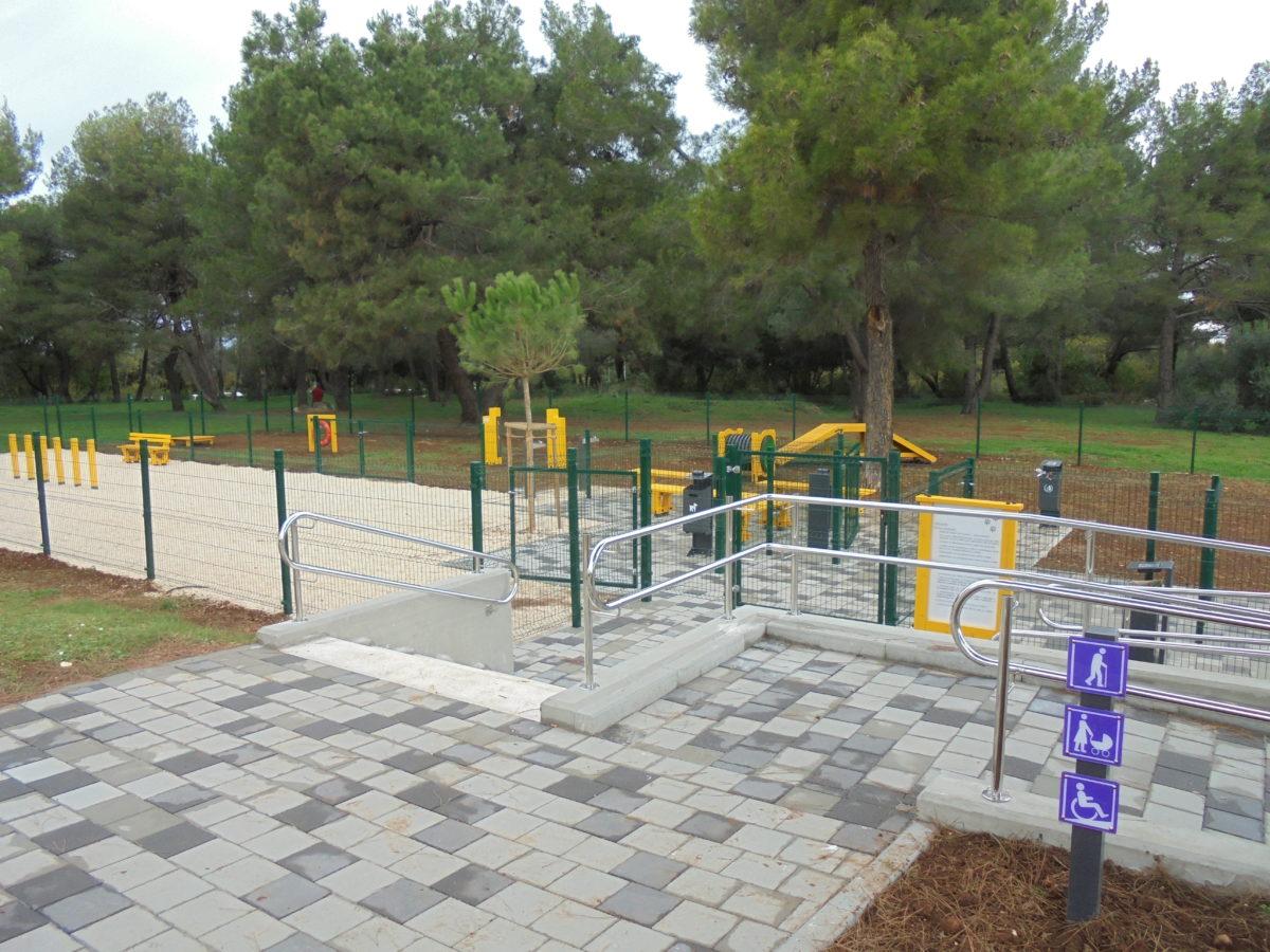 Terminati i lavori al parco per cani - glavna fotografija