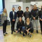 Gli alunni della SMSI hanno partecipato al Convegno dei distrofici a Pola 1