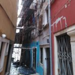 Započela sanacija krova i fasade stambene zgrade u ulici Vrata pod zidom 3