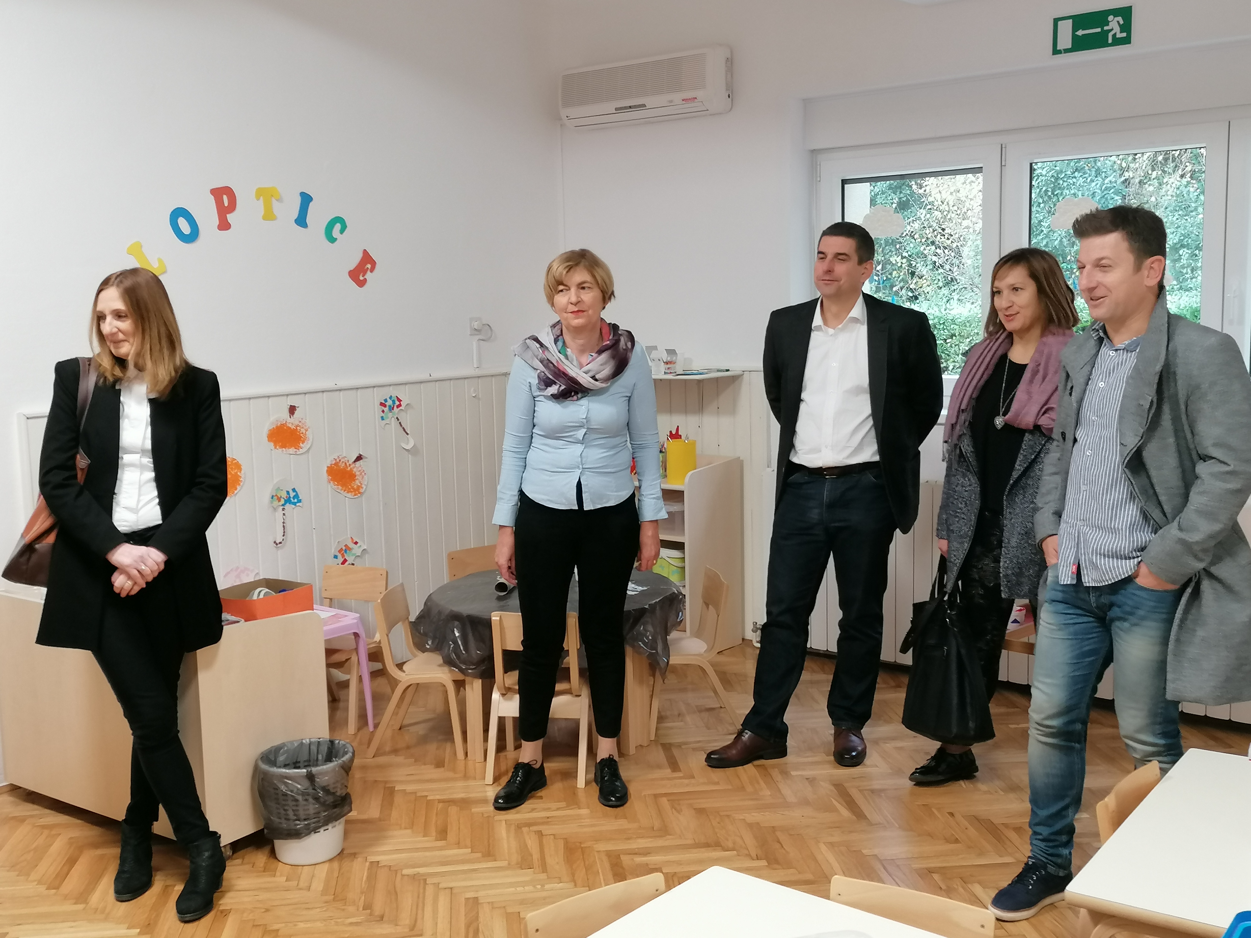 Inaugurato l'asilo a Mondelaco