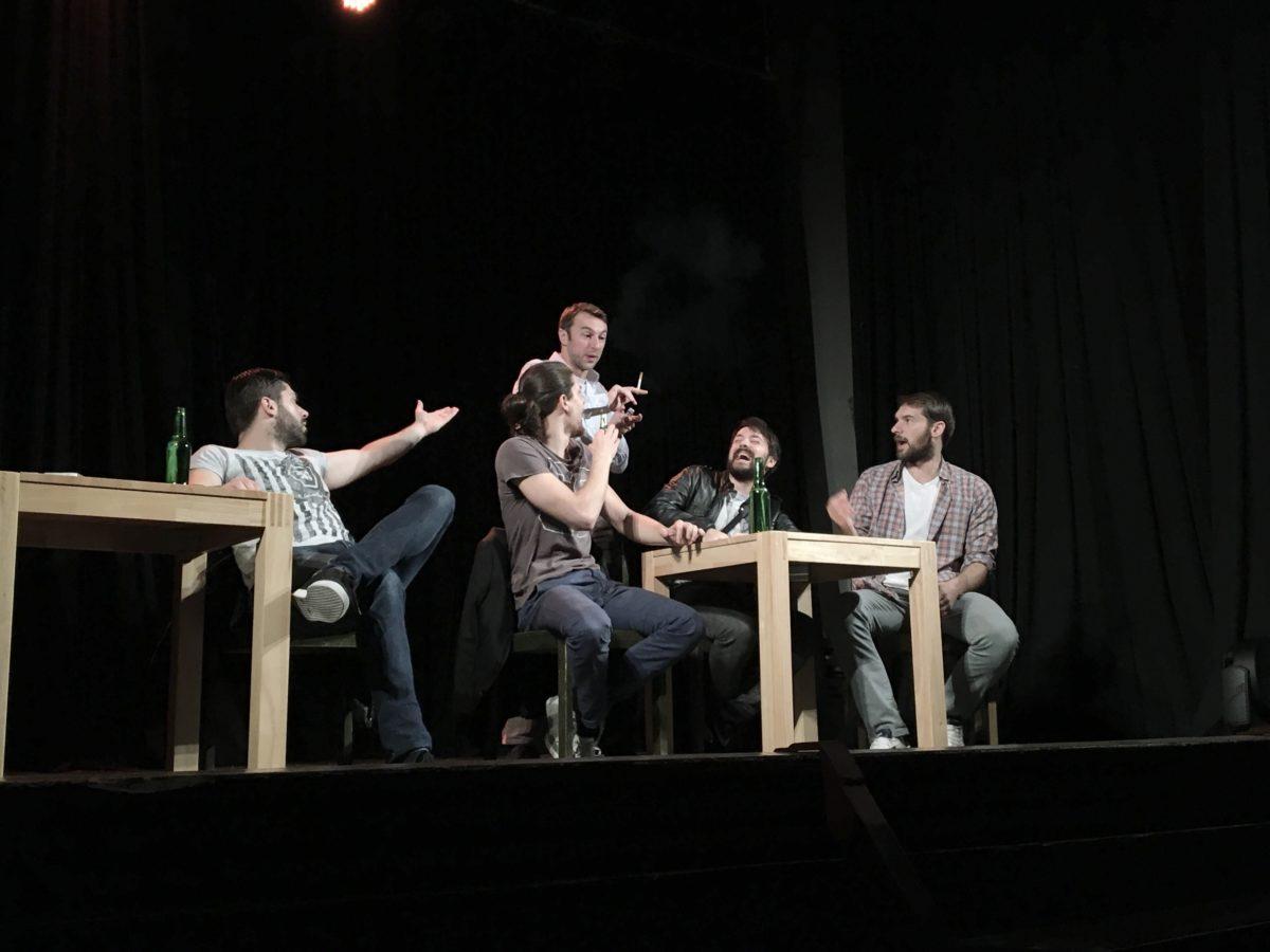 """Lo spettacolo """"Le donne scelgono"""" ha riempito la sala del Teatro Gandusio - glavna fotografija"""