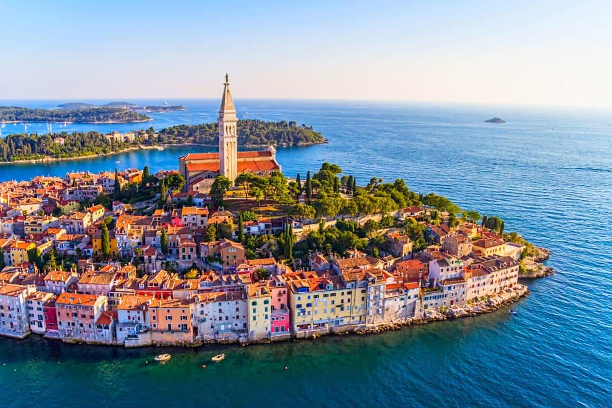 Rovigno tra le migliori destinazioni turistiche in ascesa