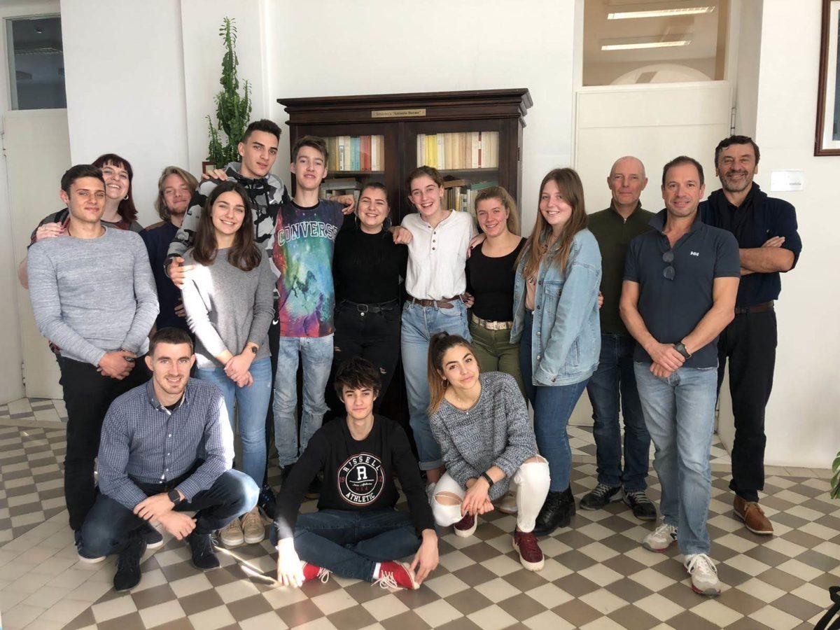 La SMSI è entrata a far parte del progetto «Scienze della vela» - glavna fotografija