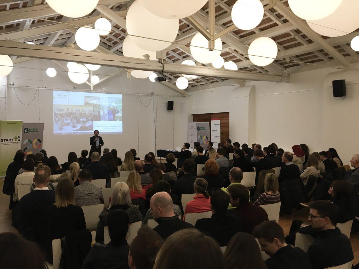 Il Grand finale dell'Accademia Start up a Rovigno - glavna fotografija