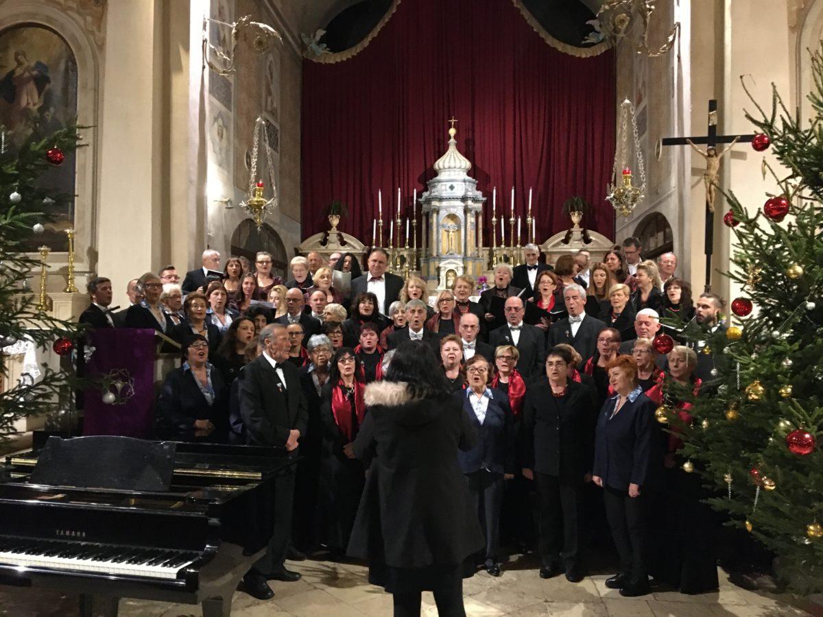 Concerto dei cori rovignesi - glavna fotografija